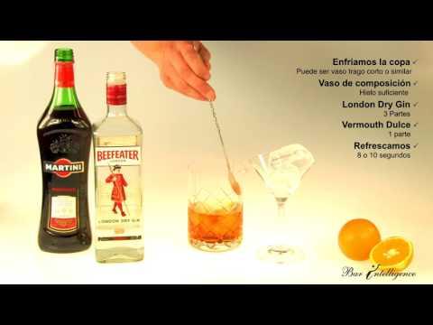 Recetas 1 minuto / sweet martini