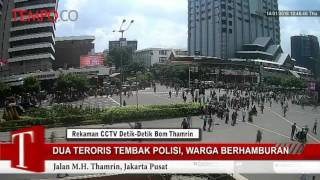 Video Rekaman CCTV: Dua Teroris Tembak Polisi, Warga Berhamburan MP3, 3GP, MP4, WEBM, AVI, FLV Januari 2019