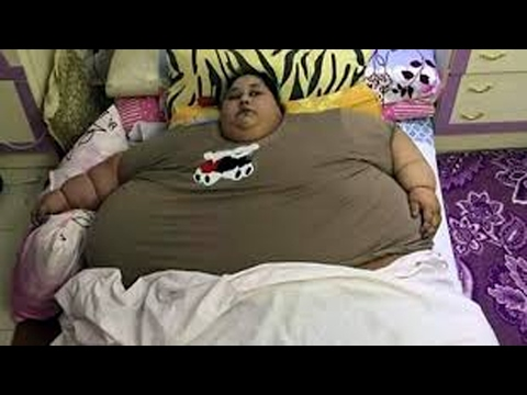 'World's fattest woman' leaving home for first time in 25 years in bid   India offers help