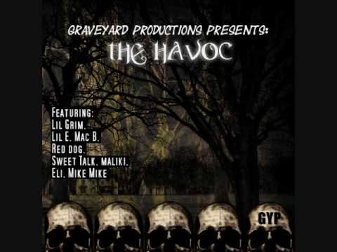 Graveyard Productions - Black Magic