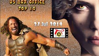 US BOX OFFICE TOP 10 (27 Jul 2014)