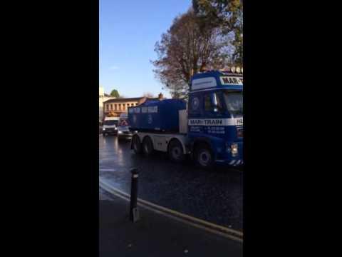Scania 730 heavy haulage