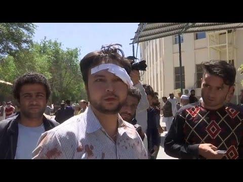 «Ασυνήθιστα ισχυρή» η έκρηξη στην Καμπούλ