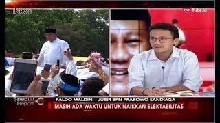 Video Kubu Jokowi Unggul, Kubu Prabowo Yakin Mampu Dongkrak Survei Elektabilitas - Special Report 20/12 MP3, 3GP, MP4, WEBM, AVI, FLV Januari 2019