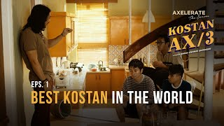 "Video Axelerate the series: Kostan AX/3 - EP 1 ""Best Kostan in The World"" MP3, 3GP, MP4, WEBM, AVI, FLV Februari 2019"