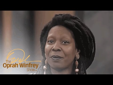 whoopi - Original airdate: April 5, 1991 Tune in to Oprah's Master Class with Whoopi Goldberg on Sunday, June 1, at 10/9c. Nearly 25 years ago, actress and comedian Whoopi Goldberg won an Oscar for...