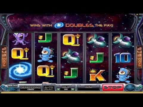 Galacticons ™ free slots machine game preview by Slotozilla.com