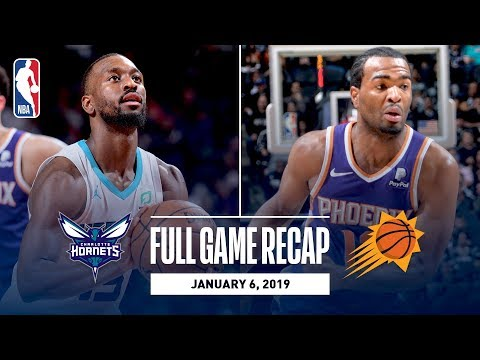 Video: Full Game Recap: Hornets vs Suns | Charlotte and Phoenix Go Down To The Wire