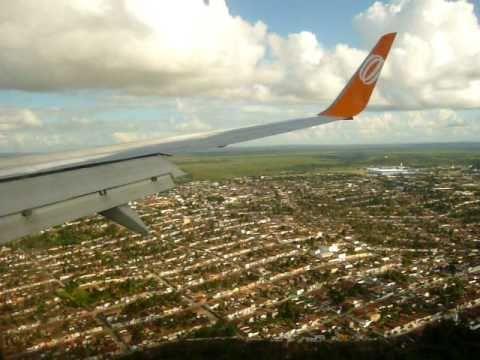 PR-GOZ - Pouso em João Pessoa (JPA) / Landing in João Pessoa (JPA) - GOL Linhas Aéreas.