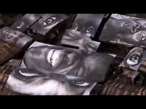 "JR – EXTRAIT-""WOMEN ARE HEROES""Kibera, Kenya - CCTV Video placeholder"
