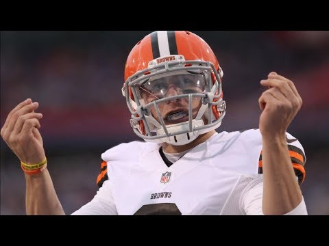 Every Career Johnny Manziel Touchdown  NFL
