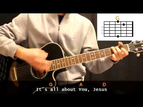 Michael W Smith – Heart Of Worship Cover With Guitar Chords Lesson