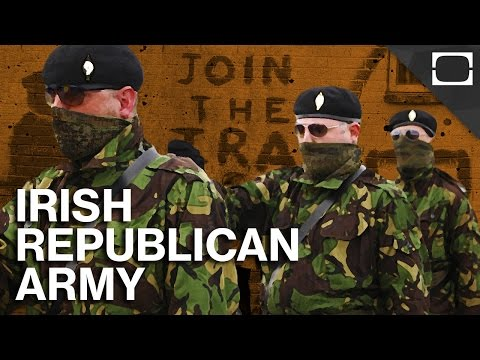 What Is The Irish Republican Army (IRA)? (видео)
