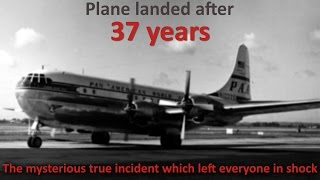 Video Riddle Flight 914 The Plane Disappeared In 1955, Landed After 37 Years | The Mysterious Time Lapse MP3, 3GP, MP4, WEBM, AVI, FLV Desember 2018
