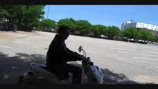 9. scooter sym mio 50cc