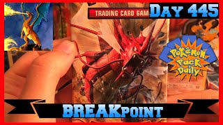 Pokemon Pack Daily BREAKpoint Booster Opening Day 445 - Featuring Mickey Flames by ThePokeCapital