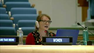 Shannon Kowalski's intervention at the  HLPF 2014: http://webtv.un.org