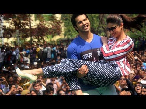 Varun Dhawan, Ileana D'cruz Having Fun