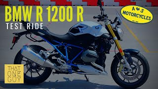 3. 2018 BMW R 1200 R Test Ride and Review | A comfy, tech-savvy motorcycle