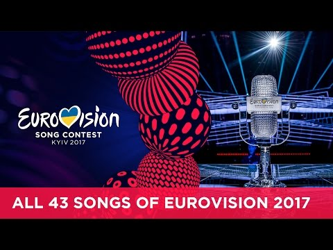 RECAP: All the songs of the 2017 Eurovision Song Contest