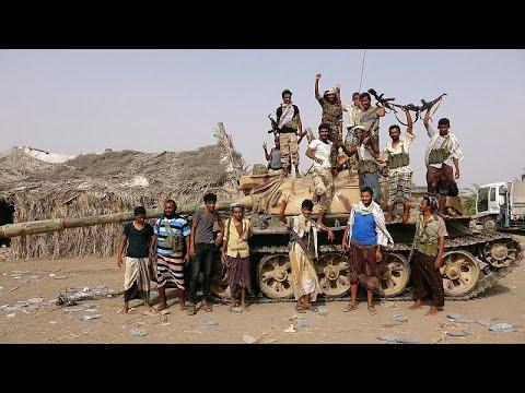 Jemen: Großangriff auf den Hafen von Hudaida gestarte ...