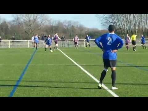 Vidéo du match amical contre Brain Boiseau