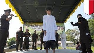 Video Hukum cambuk di Aceh juga berlaku pada dua warga minoritas yang memeluk agama Buddha - TomoNews MP3, 3GP, MP4, WEBM, AVI, FLV September 2017