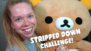 STRIPPED DOWN 'CHALLENGE' by GRAV3YARDGIRL