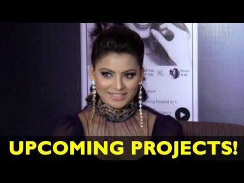 Urvashi Rautela SPEAKS UP On Upcoming Projects