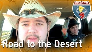 Road to the Desert - Road to E3 (Powered by Alienware)