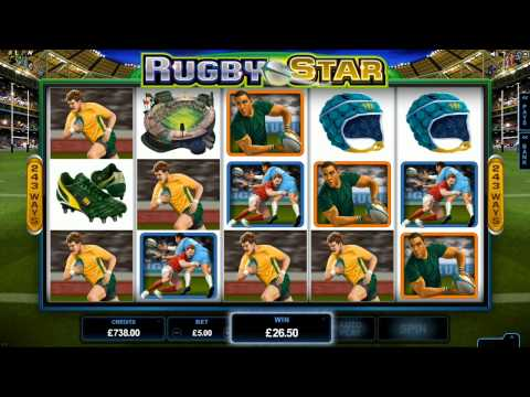 Rugby Star Game Promo Video