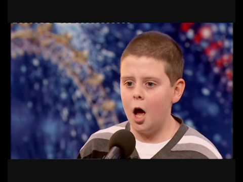 liam - Want to sing like this, try the link http://tinyurl.com/singnice 14 year old Liam Mc Nally stuns the audience and judges singing a beautiful rendition of Dan...