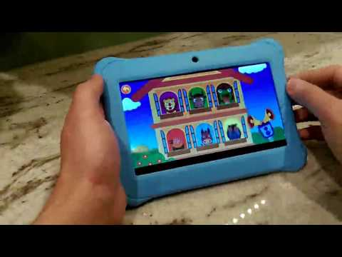 Alldaymall 7 inch Kids Tablet Review