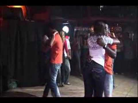 Kizomba - Ombaka - tarrachinha  dança angolana