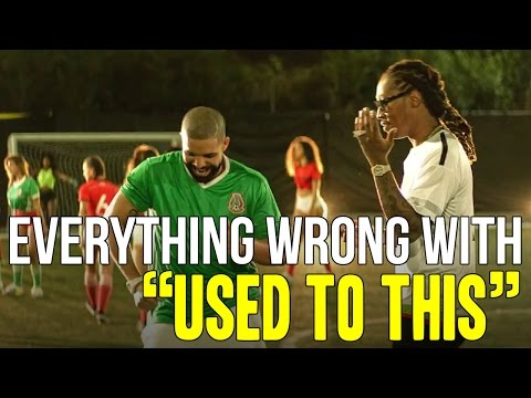 """Everything Wrong With Future (ft. Drake) - """"Used To This"""""""