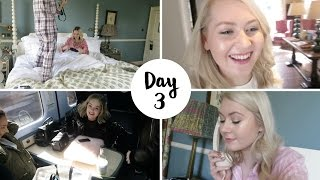 Day 3 at Babington House with Nina Ricci! A big photo session with fellow blogger girls, checking out and the journey home ♥CATCH UP ON YESTERDAY'S VLOG: https://www.youtube.com/watch?v=w9wIz3QLSyQMORE MEG:Twitter - http://www.twitter.com/megsaystweetInstagram - http://www.instagram.com/megsays_Snapchat - megsayssnapFacebook - https://www.facebook.com/Meg-Says-147...BlogLovin' - http://www.bloglovin.com/blog/11907731WantFeed - http://wantfeed.com/megsays/wantsDepop - http://www.depop.com/en/megsaysFRIENDS:Ellie at Elle Next Door- https://www.youtube.com/channel/UCwtkMYlOUpTLFdV4grE0BcwLucy & Lydia- https://www.youtube.com/user/LucyAndLydiaCarly Rowena- https://www.youtube.com/user/CarlyrowenaSabrina at A Little Obsessed- https://www.youtube.com/user/ALittleObsessedUKJess at Cocoa Chelsea- https://www.youtube.com/channel/UCCnw2TnmA9LKvvhLF-m4wewSuzie at Hello October- https://www.youtube.com/user/HelloOctoberxoAlix at I Covet Thee- https://www.youtube.com/user/icovettheeRupinder Mundra- https://www.youtube.com/user/rougerosepetaleJosie at Fashion Mumblr- https://www.youtube.com/channel/UCCmfa729dnJCi_bK7fSNbpwKatie at KALANCHOE- https://www.youtube.com/channel/UCdkp8QY3A23A1Zp2pwdeJsgLaura at Tiny Twisst- https://www.youtube.com/user/tinytwisstDebs at Bang On Style- http://www.bangonstyleblog.com/WHAT I'M WEARING:New Look White Ruffle Hem Blouse- http://rstyle.me/n/chhe5hb3g2fASOS Nude Midi Trench Coat- http://rstyle.me/n/b5yufdb3g2fNew Look Black High Waisted Emilee Jeggings- http://rstyle.me/n/chhipmb3g2fASOS Black Western Waist Belt- http://rstyle.me/n/ciqam9b3g2fRiver Island Black Suede Ankle Boots (very similar)- http://rstyle.me/n/ciqarhb3g2fCharlotte Elizabeth The Pink Bloomsbury- https://www.charlottelizabeth.com/products/the-pale-pink-bloomsburyEQUIPMENT USED:Canon S120Edited on iMovie Version 10.1.2Meg SaysPO Box 354Great YarmouthNR30 9GAUnited KingdomDISCLAIMER: This is not a sponsored video. Some affiliate links have been used - these begin with 'rstyle.m