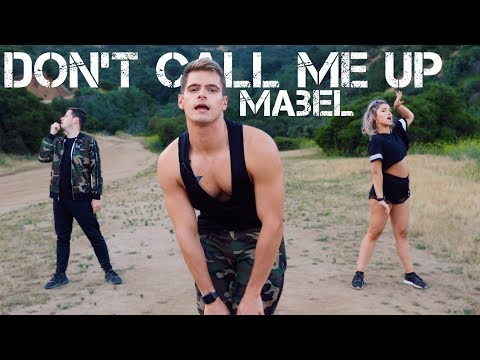 Don& 39;t Call Me Up - Mabel | Caleb Marshall | Dance Workout
