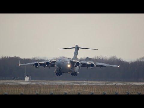 Boeing C-17A Globemaster III from...