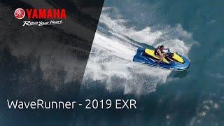 8. Yamaha Marine - WaveRunner - 2019 EXR