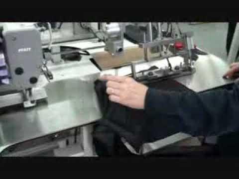2700/1 Pantolon Sağ Sol Fermuar Patlet Otomatı (Kilit Dikiş)