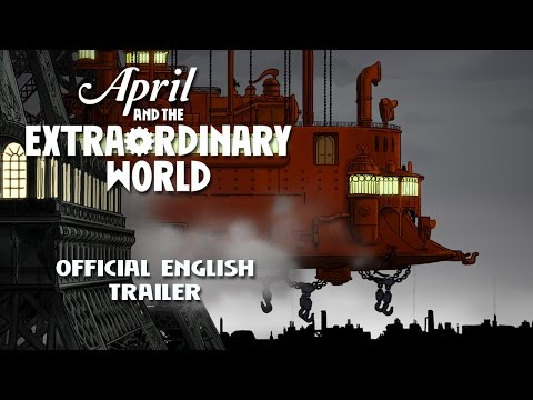 April and the Extraordinary World (Trailer)