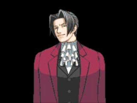 Edgeworth - I'm pretty sure this can be called Edgey's theme song.. not for sure.. Eh, it sounds freakin' sweet, so THERE. :D.