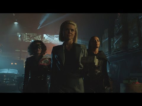 Selina Kyle | The Sirens escape [Gotham 4x07] 4 / 4