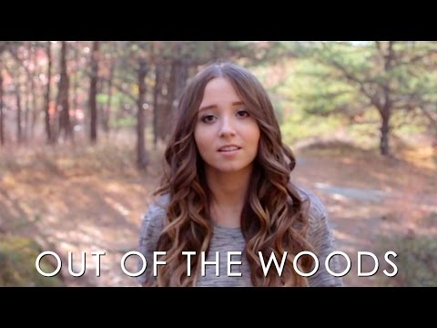 Woods - Out Of The Woods - Taylor Swift - Cover on iTunes! http://msclvr.co/Ali-OutOfTheWoods Get Taylor Swift's