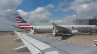 American Airlines Flight AA731 Evacuated at London Heathrow Airport Due to Smoke in the Cabin