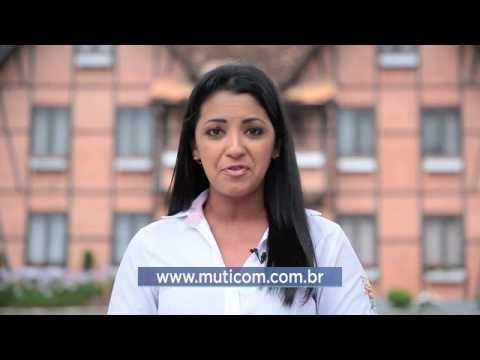 10º Mutirão Brasileiro de Comunicação - Joinville/SC. Jornalista Marcela Passos
