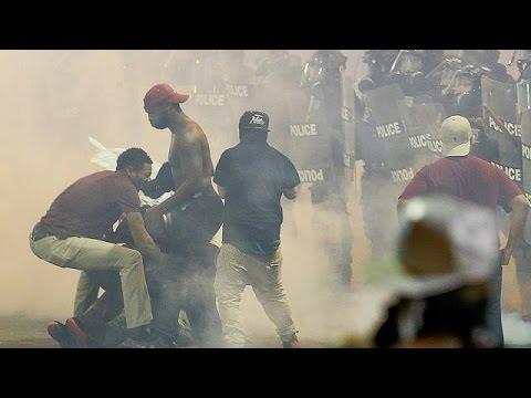 ΗΠΑ: Δεύτερη νύχτα ταραχών στην Σάρλοτ