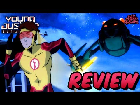 The Outsiders VS The Reach on YOUNG JUSTICE (DC Universe 3x17 Review)