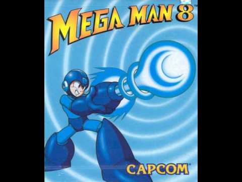 Megaman and Bass - Tengu Man - MM8 Style