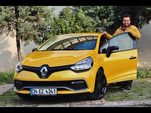 Renault Clio RS 2014 Testi